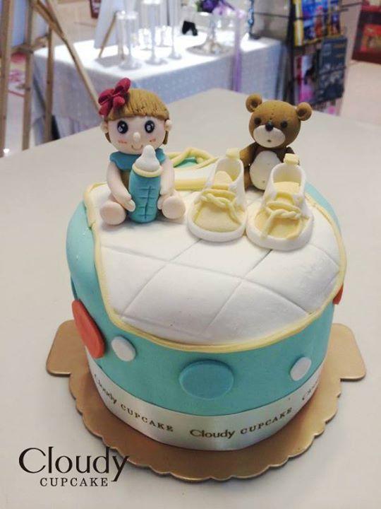 「海南克劳蒂客制化蛋糕」小孩怎麼都这麼可爱啦!