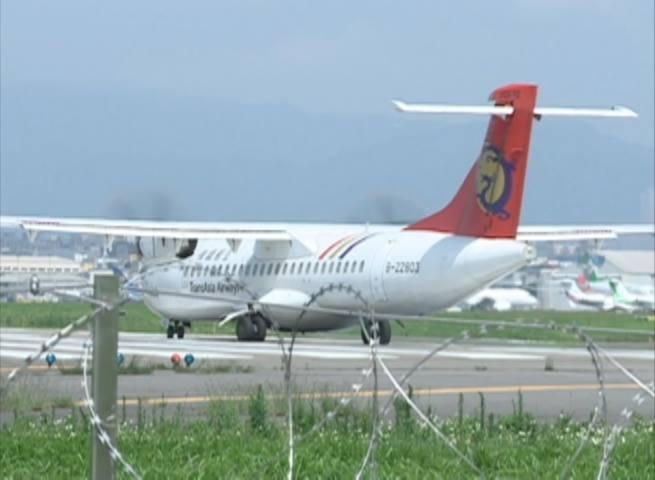 疑机件异常 复兴航空迫降北海道机场