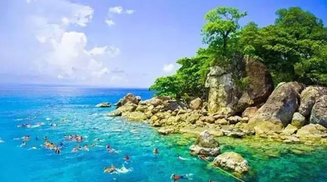比普吉岛更热情?比苏美岛.