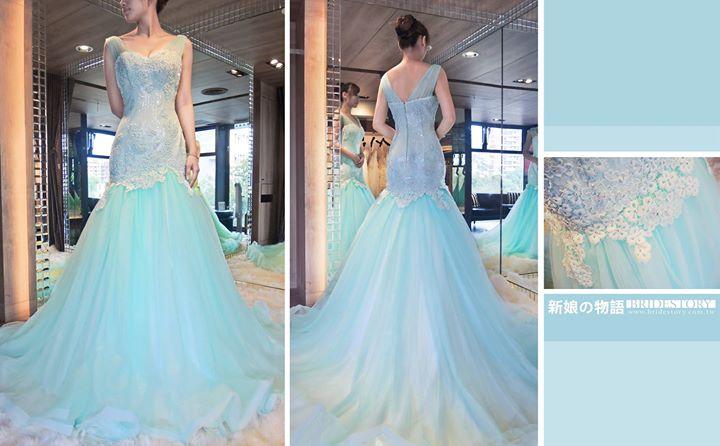 新娘物语婚纱