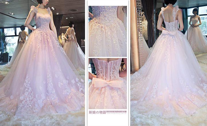最漂亮的婚纱照片大全